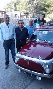 Gruppo auto storiche di Tufo